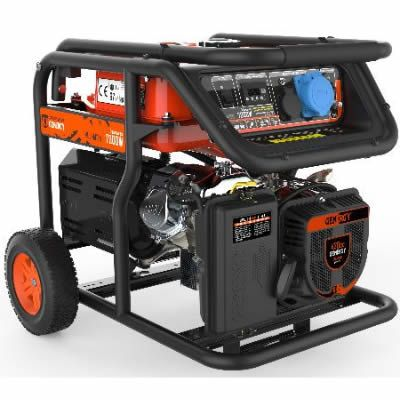 Mulhacen Portable Generator