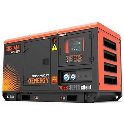 Grupo Electrógeno Diesel GDS14M