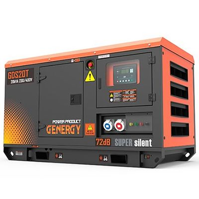 Generadores Diesel GDS20T