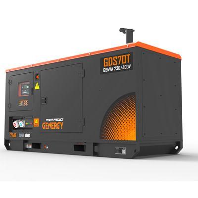 Grupo Electrógeno Diesel GDS70T