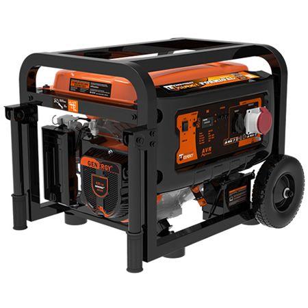 Oferta Generador Trifásico Formigal 6000W 4000W