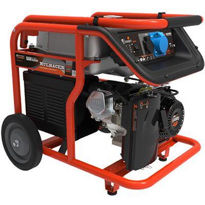 Generador de electricidad Mulhacen