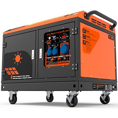 Generador Autoarranque Guardian S6-SOL