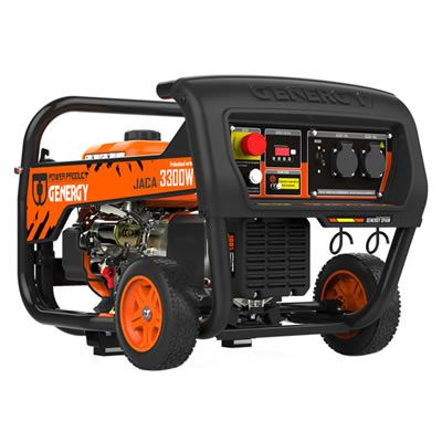Generadores de Luz Jaca 3300W