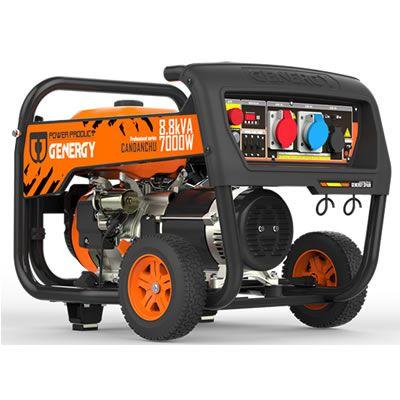 Comprar Generador Trifásico Candanchú 7000W