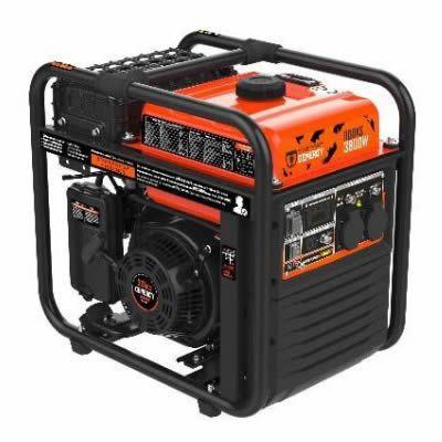 Generador Inverter Abierto Rodas