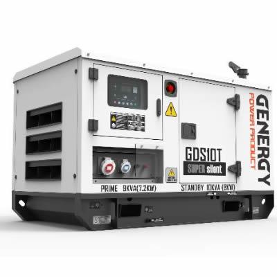 Outlet Generador Diésel Trifásico GDS10T 10KVA