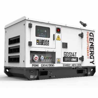 Grupo Electrógeno Diesel GDS14T