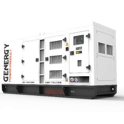 GDS275T Open Diesel Generator