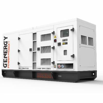 Generador Diesel GDS350T