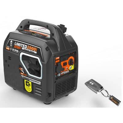 Outlet Generador Inverter Limited 2000-i 2000W