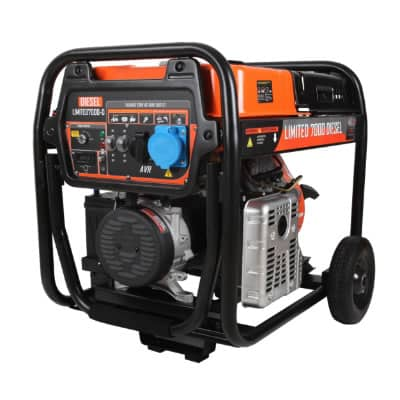 Outlet Generador Diésel Limited 7000-D 6500W